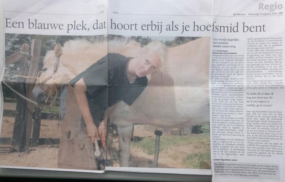 De Stentor 15/08/2007